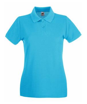 Koszulka Ladyfit Polo Premium